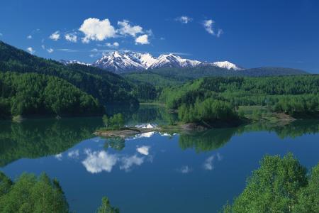 北海道の恵みと水 イメージ